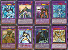 Yugioh Neo-Spacian (Chrysalis) Deck - Elemental Hero Magma Neos, Dark, Grand