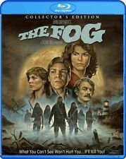 THE FOG New Sealed Blu-ray Collector's Edition Jamie Lee Curtis Hal Holbrook