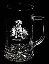 LABRADOR RETRIEVER Boxed 40cl STARBASE STERN TANKARD *Dog Gift*