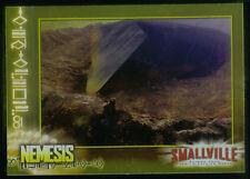 """SMALLVILLE SEASON 4 (Inkworks/2005) """"NEMESIS"""" FOIL CASE LOADER CARD #CL1"""