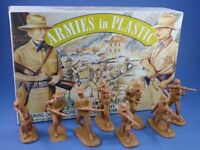 ARMIES IN PLASTIC 5509 US Army 1900 20 Figure Set Boxer Rebellion FREE SHIP