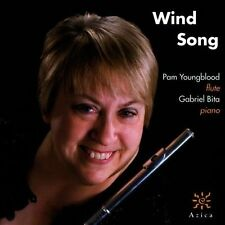 Wind Song: New American Classics for Flute & Piano, New Music