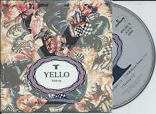 YELLOW - Tied up CD SINGLE 3TR CARDSLEEVE WEST GERMANY PRINT 1988