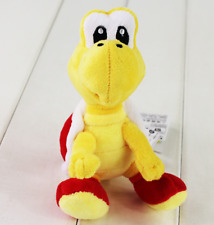 Super Mario Bros red Koopa Troopa Plush Stuffed Doll 6""