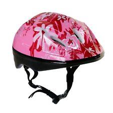 Kids Pink Cycling Helmet Ideal First Girls Helmet