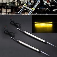 1x phare de moto à LED à l'aspect net, phares de moto et phares motorisésTRFR