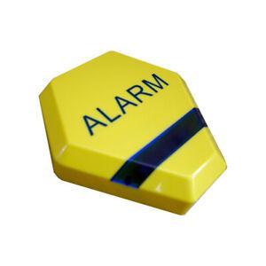 Dummy Alarm Bell Box - Dummy Burglar Alarm Bell Box - Solar Powered LED Light