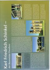 Numisblatt 2006 die 2 Beilagen kompl.: Karl F.Schinkel und 650 Jahre Städtehanse