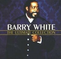 Barry White Ultimate collection [CD]