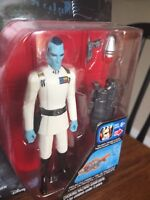 Star Wars Rebels rogue one grand admiral thrawn 3.75 inch wave 3 animated