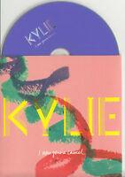 KYLIE MINOGUE I Was Gonna Cancel UK 2-trk promo test CD mint/unplayed