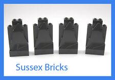 Lego - 4x Dark Bluish Grey Rock Wall Panels 47847 Castle City Pirates New Pieces