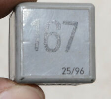 VW Golf 3 III 1H (91-97) Relais 167 - Kraftstoffpumpe - 191906383C (2) #B388