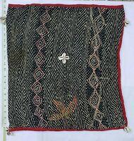 Indian ethnic vintage banjara embroidery nomadic tribe bohemian style hippie bag