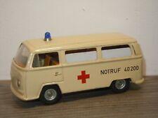 VW Volkswagen Ambulance Notruf 40200 - CKO 402 Germany *36818