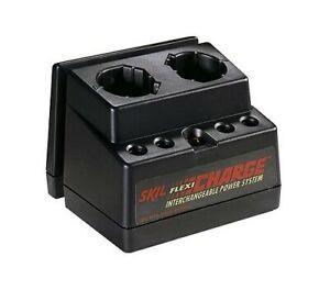Skil Flexi-Charge 2-Port 3.6V Battery Charger for 2072 2236 2237 2273 2425