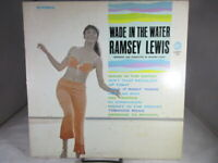 "Ramsey Lewis ""WADE IN THE WATER"" Jazz Stereo LP CADET RECORDS LPS-774 VG+ cVG+"