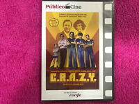 C.R.a.z.y. DVD Neuf Scellé Jean Marc Vallee Frances Y Espagnol