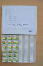 Testsatz für Bioresonanz HM-Reihe n. Zahnarzt Fritz Kasten 3 Kindling GmbH