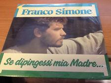 LP FRANCO SIMONE SE DIPINGESSI MIA MADRE GLP 413 SIGILLATO  ITALY PS  LSG