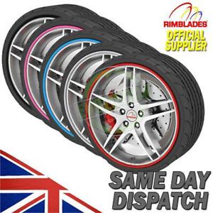 Rimblades Alloy Wheel Edge Ring Rim Protectors Tyres Tire Guard Moulding