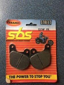 SBS 537HF Brake Pads