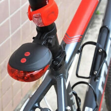 Bicycle laser lights LED Flashing Lamp Tail Light Rear Cycling Safety Warning
