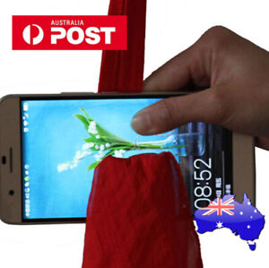Magic Tricks Scarf Through Phone Close-up Magic easy halloween wizard harry