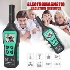Handheld Emf Meter Electromagnetic Radiation Detector Monitor Radiation Tester