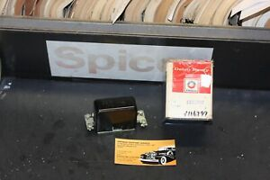 NOS DELCO REMY HARLEY CUT OUT RELAY