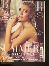Harper's Bazaar UK 6/18 VANESSA KIRBY The Crown ALEXI LUBOMIRSKI Richard Phibbs