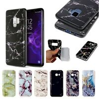 Shockproof Mobile Phone TPU Marble Design Gel Case Cover for P20 P20 Lite Huwaei