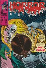 HORROR # 78 - MARVEL WILLIAMS 1979 - ZUSTAND 1-2