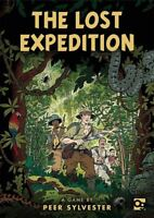 THE LOST EXPEDITION CARD GAME