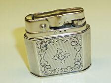 ROWENTA POCKET LIGHTER W. 835 SILVER CASE - FEUERZEUG - 1948-1957 - GERMANY