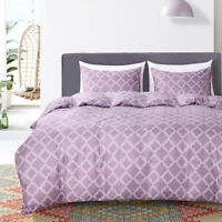 Soft Bedding Set Duvet Cover Pillowcases Quilt Cover Twin Queen King All Size