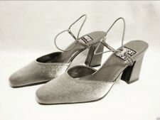 Sz 7.5 Mootsies Tootsies Women's Heel Shoes Slingbacks Pumps Work Casual NEW