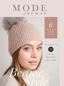 Mode at Rowan Beanie Style