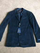 "New Mens Polo Ralph Lauren Cord Jacket Coat BNWT Designer 40"" Chest Regular Xmas"