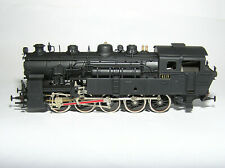 H0 Micro Cast Mizuno JNR4110 Dampflok Messing Modell