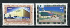 Algeria 2017 MNH Infrastructure Opera Conf Center 2v Set Architecture Stamps