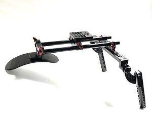 Rosette Shoulder Rig For Camera