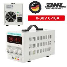 LCD-Anzeige  @PinSonne regelbares leichtes Labornetzteil 1CH 0-30 V /& 0-10A