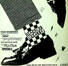 DANCE CRAZE SOUNDTRACK BEST OF BRITISH SKA LIVE 2 TONE VINYL NEAR MINT!