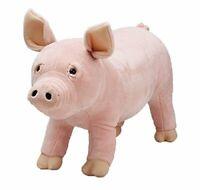 Melissa & Doug Giant Pig - Lifelike Stuffed Animal Plush Gift 18833
