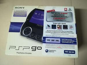 Sony PSP GO - Playstation GO 16GB/GO - NUOVO - NEW - PSP - N1004 PB