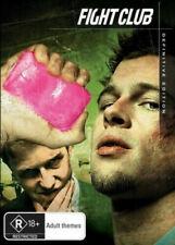Fight Club Definitive Edition DVD PAL Region 4 Aust Post