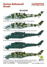 Techmod 1/48 mil Mi-24D/W [Mi-24W] # 48117