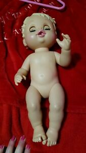 2006 Baby Alive Doll Piggy Tails And Sleepy Eyes