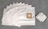 10 Staubsaugerbeutel für Rowenta Compacteo Ergo RO 5273 EA Filtertüten +2 Filter